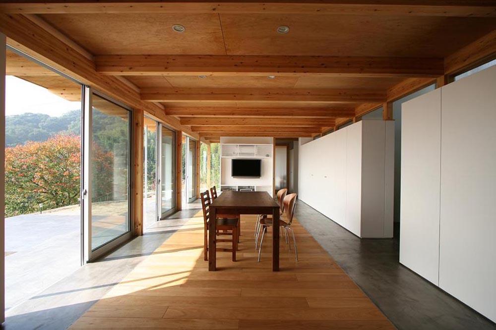 B House - Anderson Anderson Architecture - Nishiyama Architects © Chris Bush