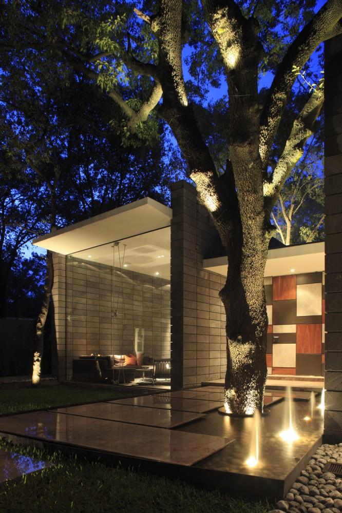 Torres House - GLR Arquitectos © Jorge Taboada