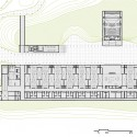 Langebio - National Laboratory of Genomics - TEN Arquitectos - Enrique Norten level 01 plan