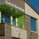 Knarvik Kindergarden - Tysseland Architecture  Thomas Tysseland