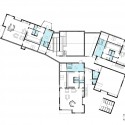 Knarvik Kindergarden - Tysseland Architecture ground floor plan