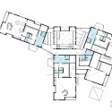 Knarvik Kindergarden - Tysseland Architecture second floor plan