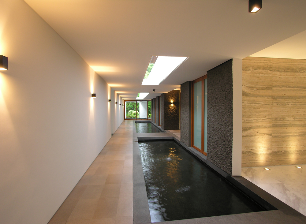 Architecture Photography Water Cooled House Wallflower