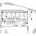 Water-Cooled House - Wallflower Architecture + Design ground floor plan