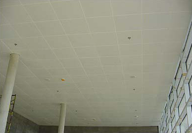 Plank & Tile Snap-In panel / Hunter Douglas Contract