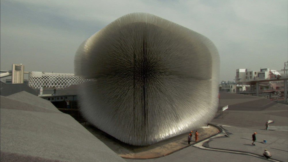 UK Pavilion for Shanghai World Expo 2010 / Heatherwick Studio