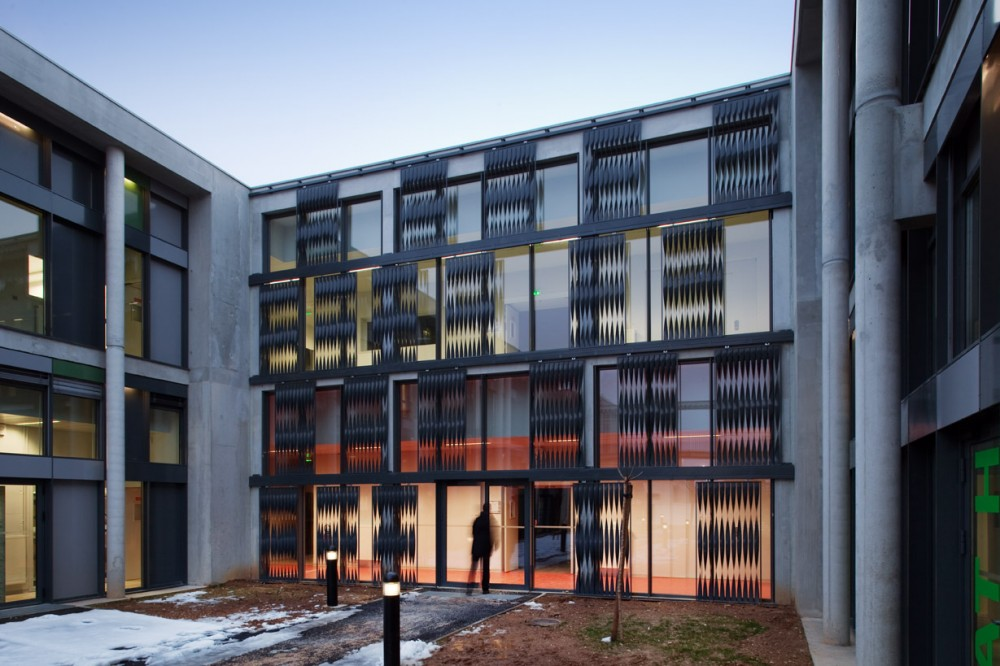 Albert Einstein School / N+B Architectes