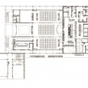 Albert Einstein School - N+B Architectes plan 01