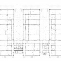 Albert Einstein School - N+B Architectes plan 02