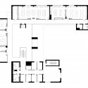 BAC Doering Center - Spillman Farmer Architects floor plan