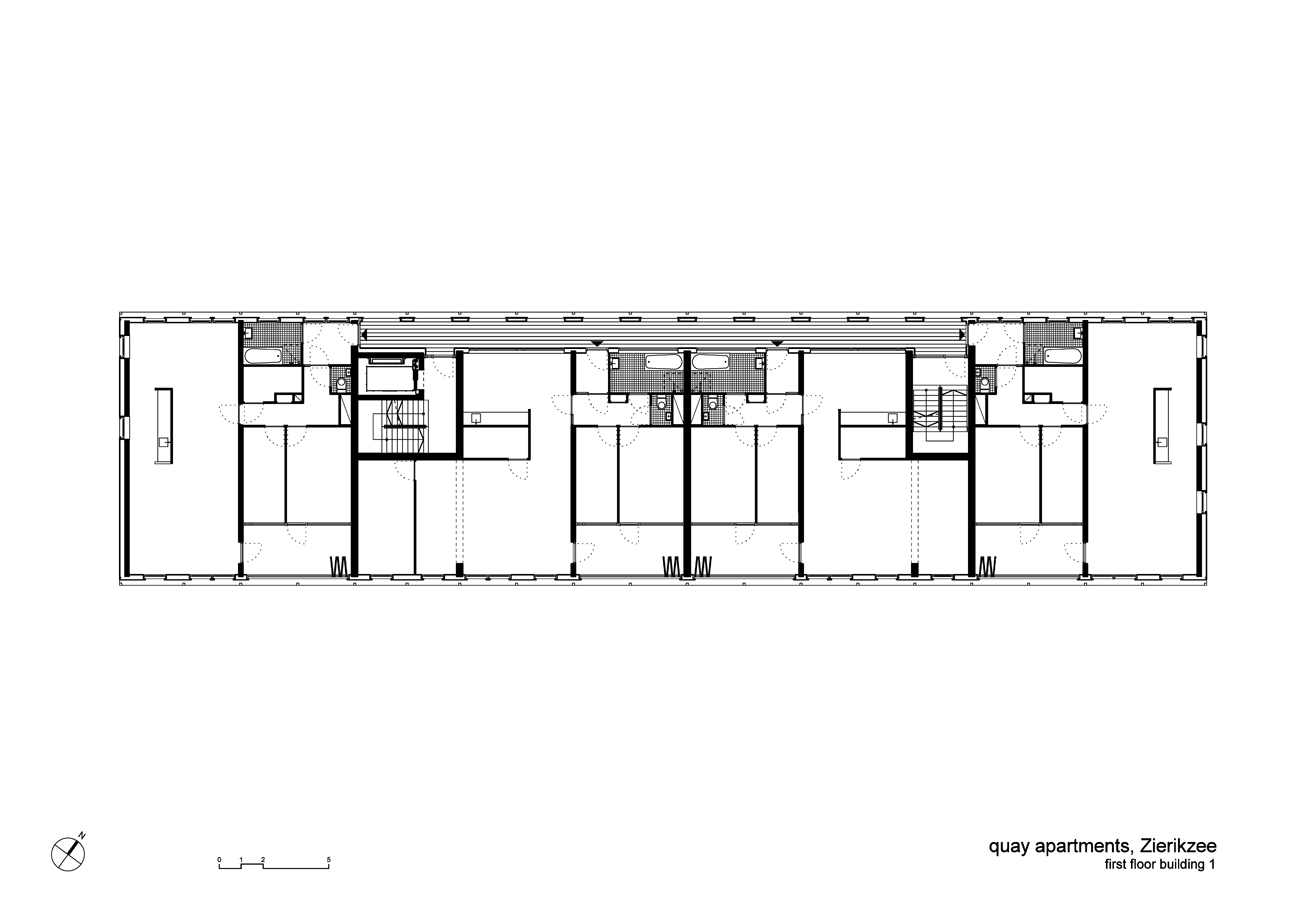 Kingma roorda architects first floor plan building 01 archdaily