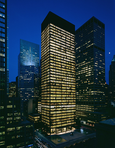 AD Classics: Seagram Building / Mies van der Rohe