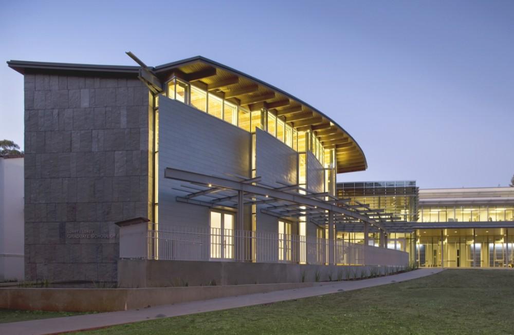 The 50 most impressive environmentally friendly university for Msc modern building design