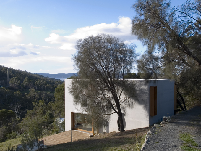 Bonnet Hill House / Dock4 Architecture