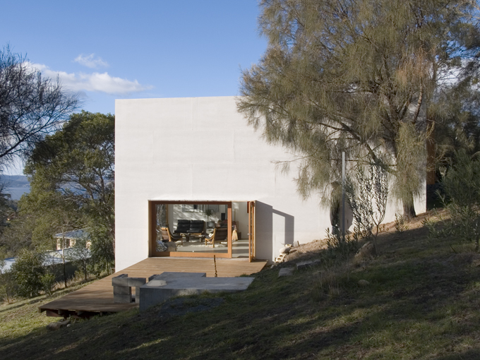 Bonnet Hill House - Dock4 Architecture © Courtesy of Dock4 Architecture