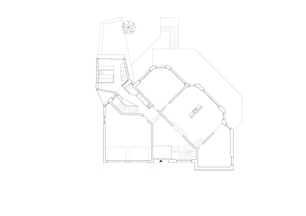 Copper Fish - XPACE upper level plan