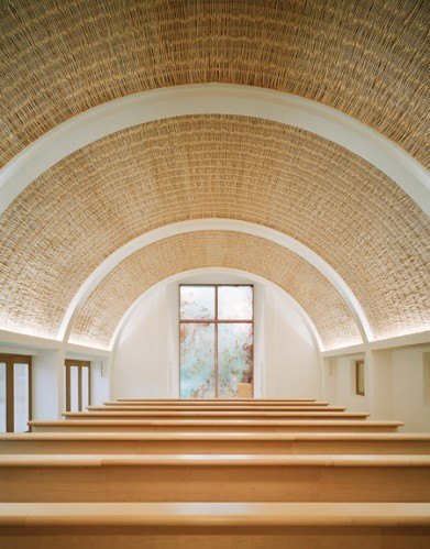 Chapel in Aalen Forest /  C18 Architekten