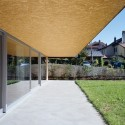 Parish House - Geninasca Delefortrie Architectes © Thomas Jantscher