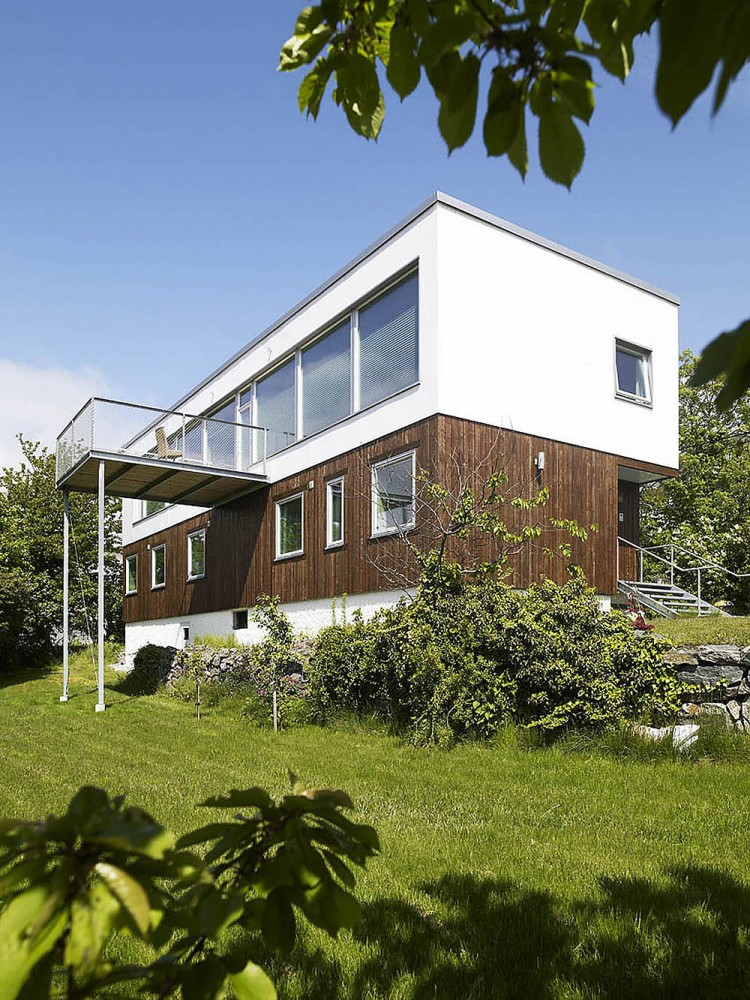 Plastic House - Unit Arkitektur AB © Krister Engström