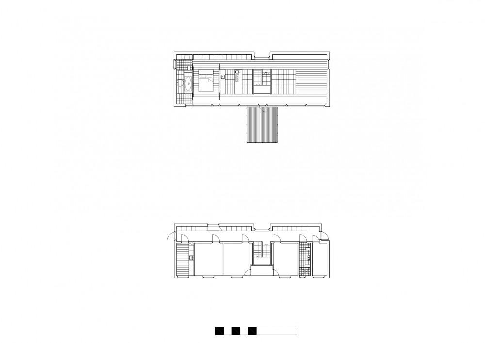Plastic House - Unit Arkitektur AB floor plans