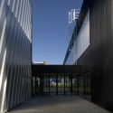 Gymnase INP - Laurens &amp; Loustau Architectes  Stphane Chalmeau