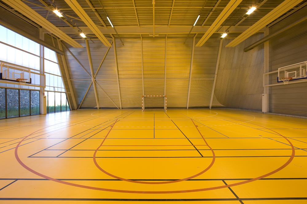 Gymnase INP / Laurens & Loustau Architectes (With images