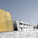 Gymnase INP - Laurens &amp; Loustau Architectes Sketch 01
