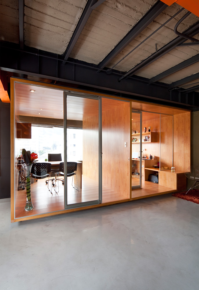 RI Offices / arquitectura x
