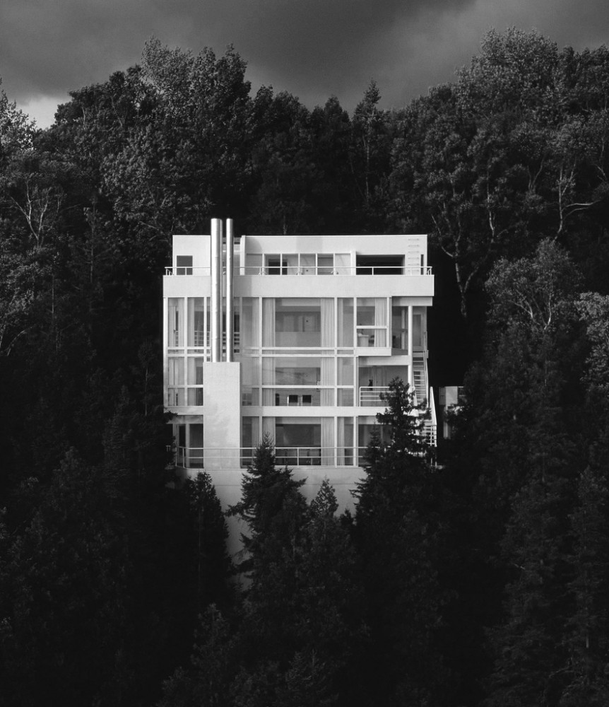 AD Classics: Douglas House / Richard Meier & Partners Architects
