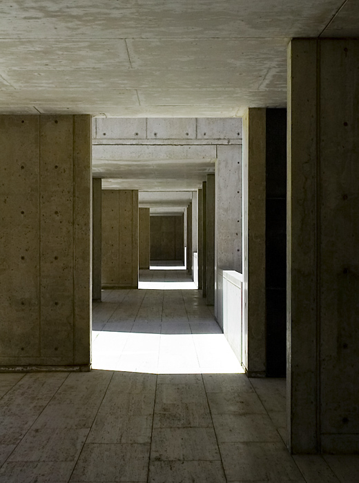 AD Classics: Salk Institute / Louis Kahn
