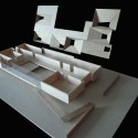 Centre for the Interpretation of Rivers - Jose Juan Barba model 02