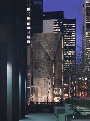 American Folk Art Museum / Tod Williams + Billie Tsien