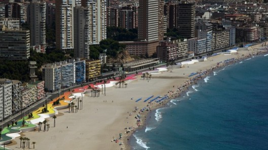 Benidorm Seafront / OAB