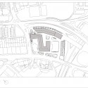 Broadcasting Place - Feilden Clegg Bradley Studios site plan