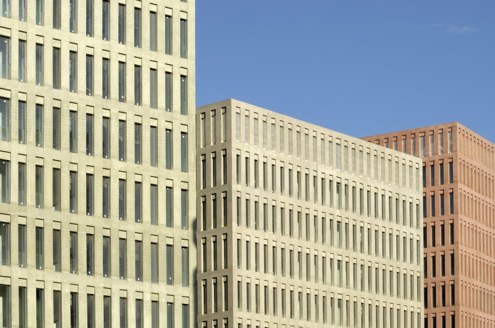 City of Justice Barcelona & L'Hospitalet de Llobregat / David Chipperfield + b720 Fermín Vázquez Arquitectos