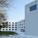 Elderly Care House - Geninasca Delefortrie Architectes © Thomas Jantscher