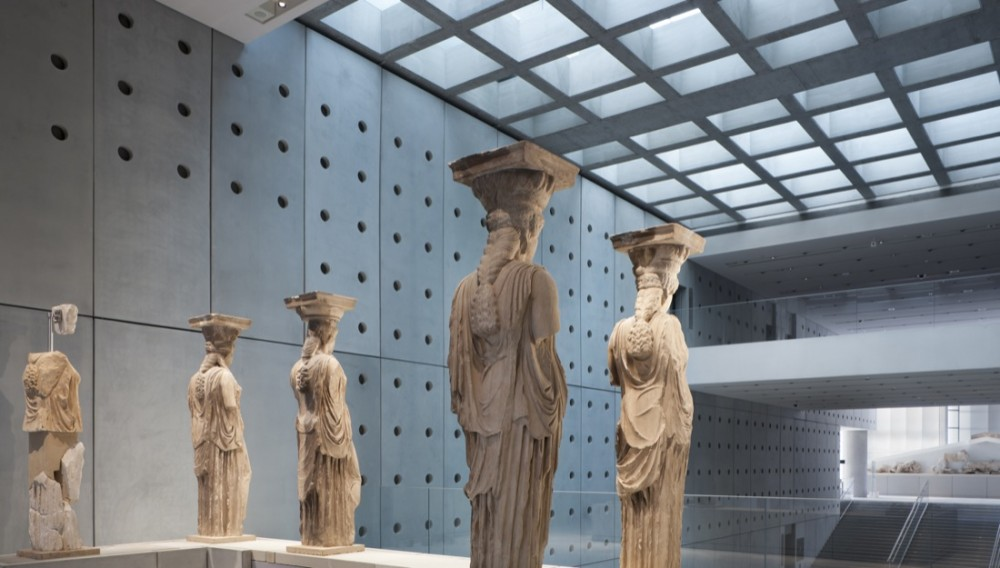New Acropolis Museum / Bernard Tschumi Architects
