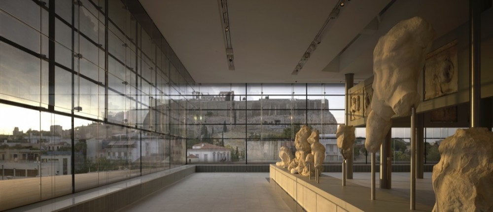 Architecture Photography: New Acropolis Museum – Bernard ...