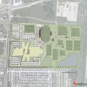 Metea Valley High School - DLR Group site plan