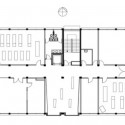 Lyce de Bagatelle - Laurens &amp; Loustau Architectes floor plan