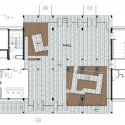 Lyce de Bagatelle - Laurens &amp; Loustau Architectes hall plan