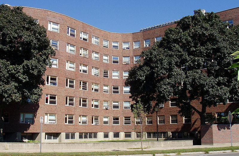 AD Classics: MIT Baker House Dormitory / Alvar Aalto