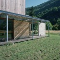 House in Chaum - Prax Architectes  Arnaud Saint-Germs