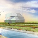 Eco Energy Plant - Urban Design  Courtesy of Urban Design