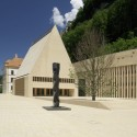 National Parliament Principality of Liechtenstein - Hansjoerg Goeritz Architekturstudio © Jürg Zürcher