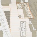 National Parliament Principality of Liechtenstein - Hansjoerg Goeritz Architekturstudio level 01 plan