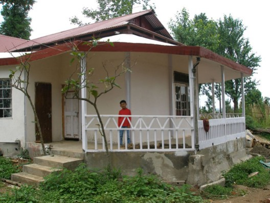 Download this Assam Type House picture