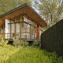 House in the Woods - Parque Humano  Paul Rivera, ArchPhoto