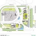 Housing - Sail @ Marina Bay - NBBJ ground floor plan