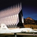 AD Classics: USAFA Cadet Chapel / Skidmore, Owings & Merrill (1) © SOM-William Lukes AIA